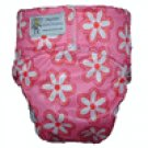 Drybees Pink Retro Pocket Diaper (Large) - RM 60