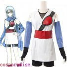 Gintama Sarutobi Ayame Uniform Cloth Cosplay Costume