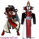 Guilty Gear XX Order Sol Badguy Cosplay Costume
