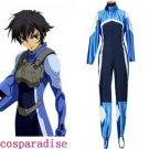 Gundam 00 Setsuna F Seiei Pilot Suits Cosplay Costume
