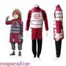 Naruto Shippuden Akimichi Chouji Men's Cosplay Costume