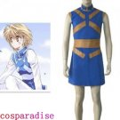 Hunter X Hunter Kurapica Fighting Cosplay Costume