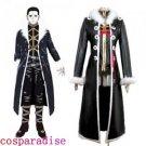 Hunter X Hunter Kuroro Lucifer Cosplay Costume