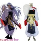 Inuyasha Sesshomaru Cosplay Costume
