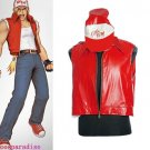 King Of Fighters Terry Cosplay Costume