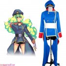 Macross Frontier Galactic Nymph Cosplay Costume