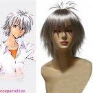 Neon Genesis Evangelion Kaworu Nagisa Cosplay Wig