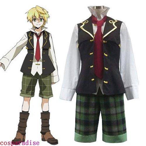 Pandora Hearts Oz Vessalius Cosplay Costume