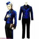 Shin Megami Tensei: Persona 3 Teodoa Cosplay Costume