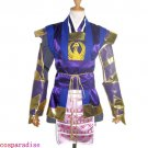 Samurai Warriors Ranmaru Mori Cosplay Costume