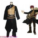 Naruto Shippuden Gaara Men's Cosplay Costume