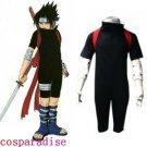 Naruto Shippuden Sasuke Men's Cosplay Costume