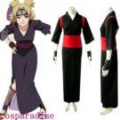 Naruto Shippuden Temari Women's Cosplay Costume