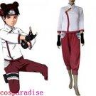 Naruto Shippuden Tenten Fan Art Cosplay Costume