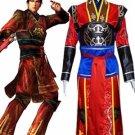 Shin Sangokumusou Cosplay Ryou Tou Cosplay Costume