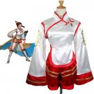 Shin Sangokumusou Dynasty Warriors Xiao Qiao Cosplay Costume