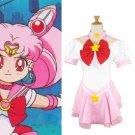 Sailor Moon Sailor Chibi Moon Chibiusa Cosplay Costume