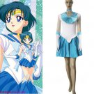 Sailor Moon Sailor Mercury Cosplay Costume