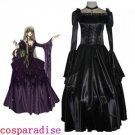 Code Geass Elegant Green Cosplay Costume