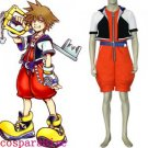 Kingdom Hearts Sora Cosplay Costume