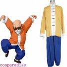 Dragon Ball Muten-Roshi Cosplay Costume