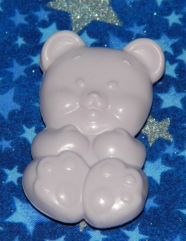 My Little Pony Lavender Bear Brush