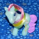 My Little Pony 2008 Rainbow Dash Happy Meal Toy