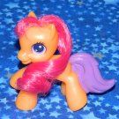 My Little Pony 2009 Scootaloo Happy Meal Toy