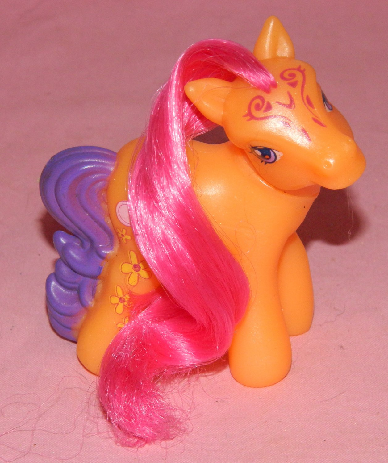 My Little Pony 2008 Scootaloo Happy Meal Toy