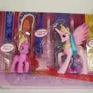 My Little Pony Royal Castle Friends MIP Twilight and Celestia