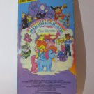 My Little Pony VHS - My Little Pony The Movie