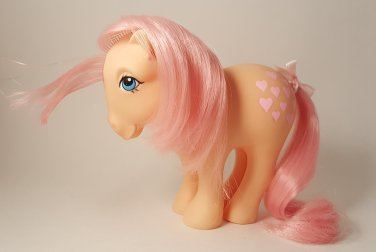 My Little Pony Peachy - Playset Pony (Pretty Parlor)