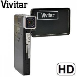 Vivitar 8.1MP DIGITAL CAMERA - VIDEO RECORDER (Black)