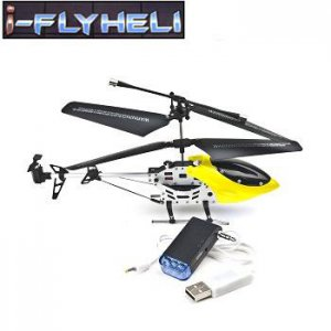 I-FLYHELLI 3.5CH GYRO METAL INFRARED HELICOPTER