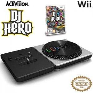 DJ HERO COMPLETE BUNDLE Wii
