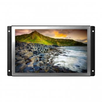 PYLE PLVW9IW 9.2'' IN-WALL MOUNT TFT LCD FLAT PANEL MONITOR FOR HOME & MOBILE USE W/VGA & RCA INPUTS