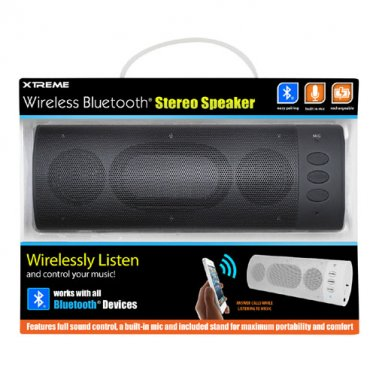 XTREME WIRELESS BLUETOOTH STEREO SPEAKER