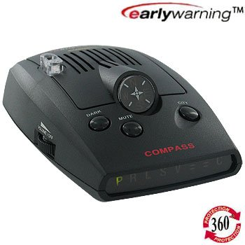The Early Warning RADAR / LASER DETECTOR - RSX-555