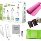 "NINTENDO WII FIT PLUS ""SUPER HOLIDAY"" BUNDLE- PINK (WII-FIT-SUPER-HOLIDAY-PINK)"