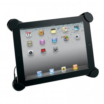 JENSEN PORTABLE STEREO SPEAKER FOR IPAD AND IPAD 2 (Model: SMPS-550)