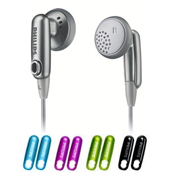 PHILIPS SHE2610 MIX & MATCH IN EAR HEADPHONES (Model: SHE2610)