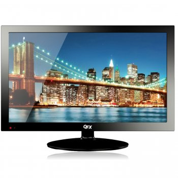 QFX : 24'' LEDTV WITH ATSC/NTSC TV TUNER (TV-LED 2411)