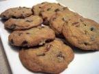 choc chip - 5 cookies