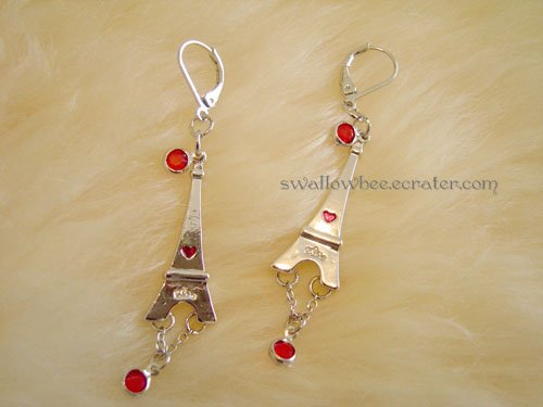 Stylish Paris Earrings