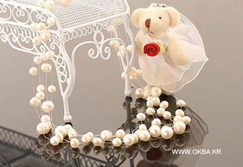 Elegant Fresh Water Pearl Necklace
