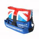 MB-B3011-BLUE[Fashionable Outdoor Gear - Blue] Multi-Purposes Messenger Bag / Shoulder Bag