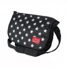 MB-B881-BLACK[Star Print - Black] Multi-Purposes Messenger Bag / Shoulder Bag