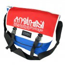 MB-JX007-BLUE[Nordic Print - Blue] Multi-Purposes Messenger Bag / Shoulder Bag