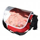 MB-JX832-RED[Fashion Icon - Red] Multi-Purposes Messenger Bag / Shoulder Bag