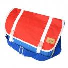 MB-JX958-BLUE[Casual Street Style - Blue] Multi-Purposes Messenger Bag / Shoulder Bag